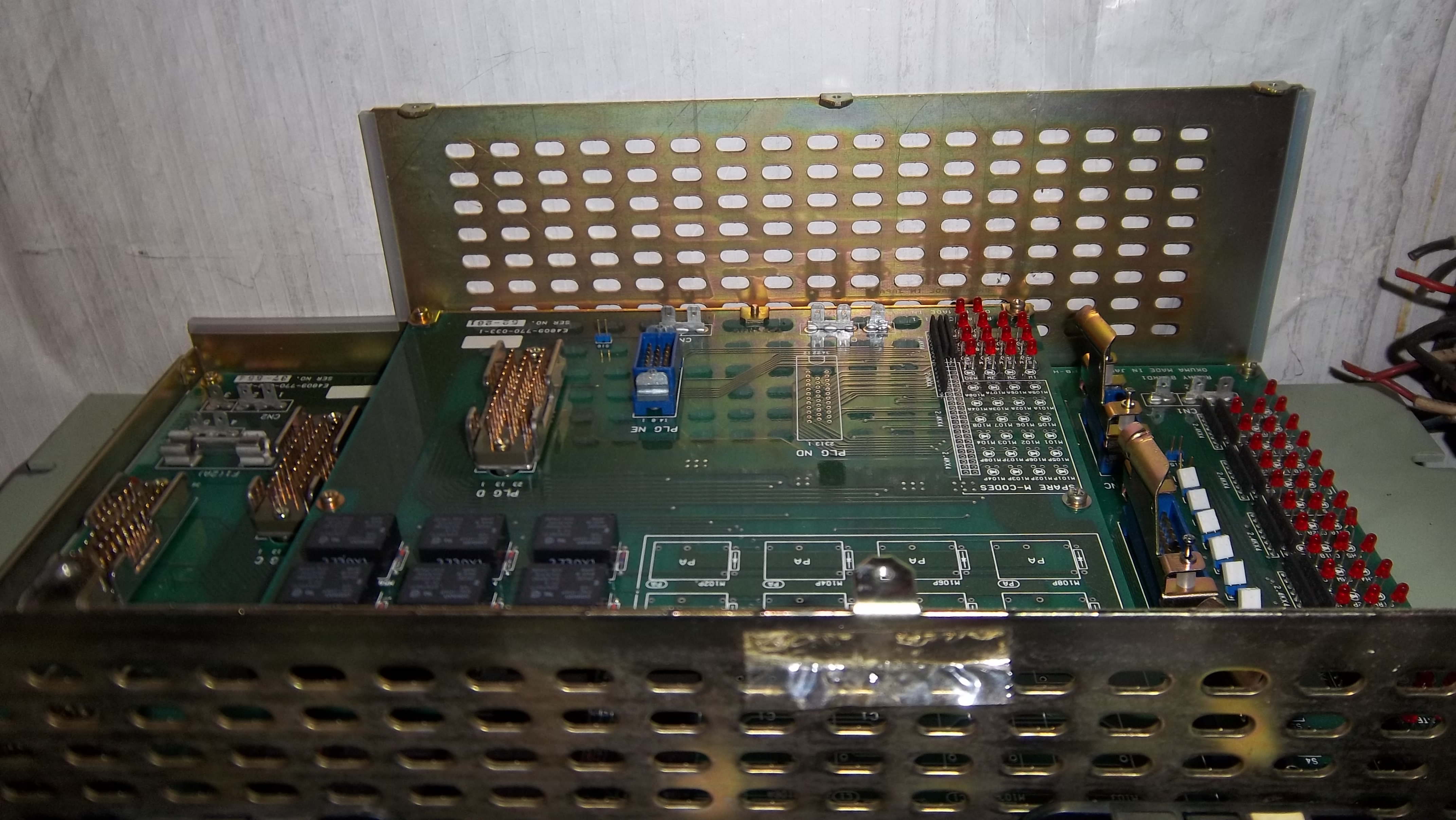 Fanuc AD AXS P,P - A16B-1210-430 | JBM Technologies